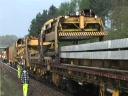 Schimbarea automata a traverselor caii ferate